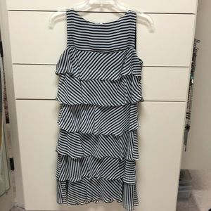 Tier layers dress